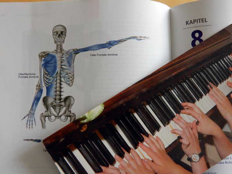 Musikertherapie Pianist